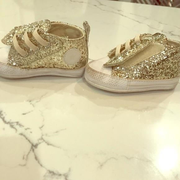 buy \u003e infant glitter converse, Up to 77